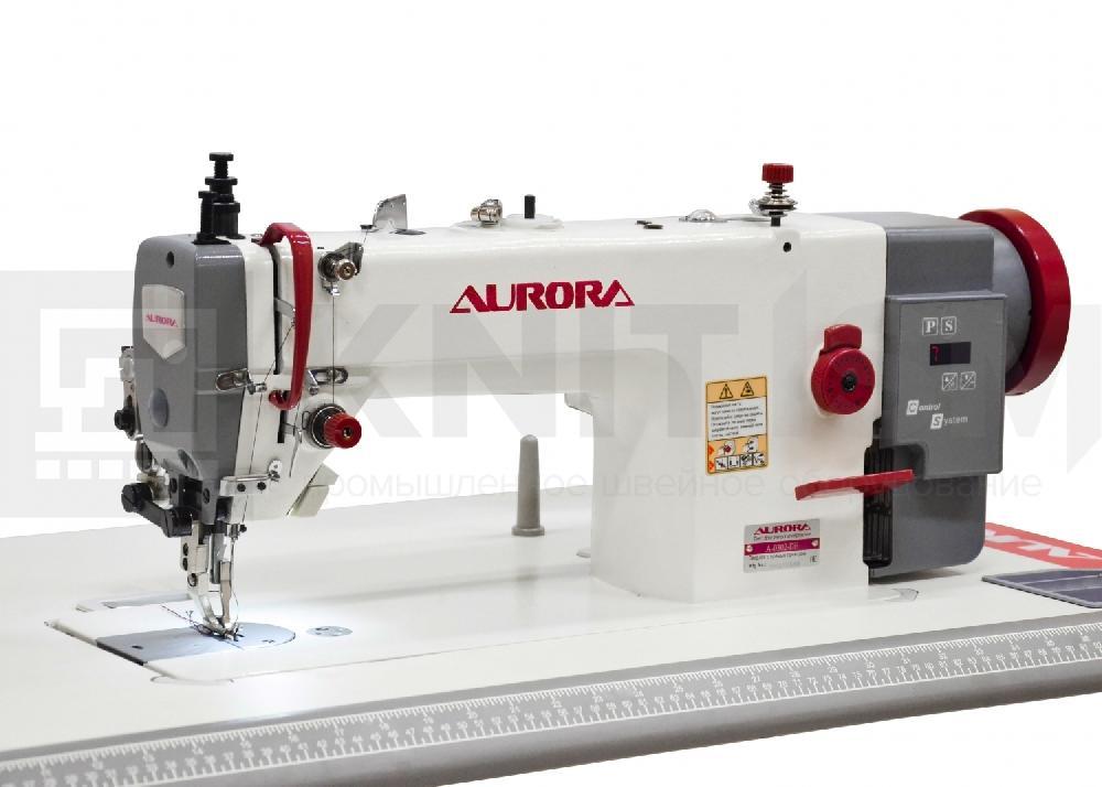 промышленная швейная машинка aurora